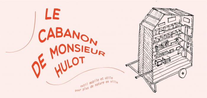 Le cabanon de Monsieur Hulot